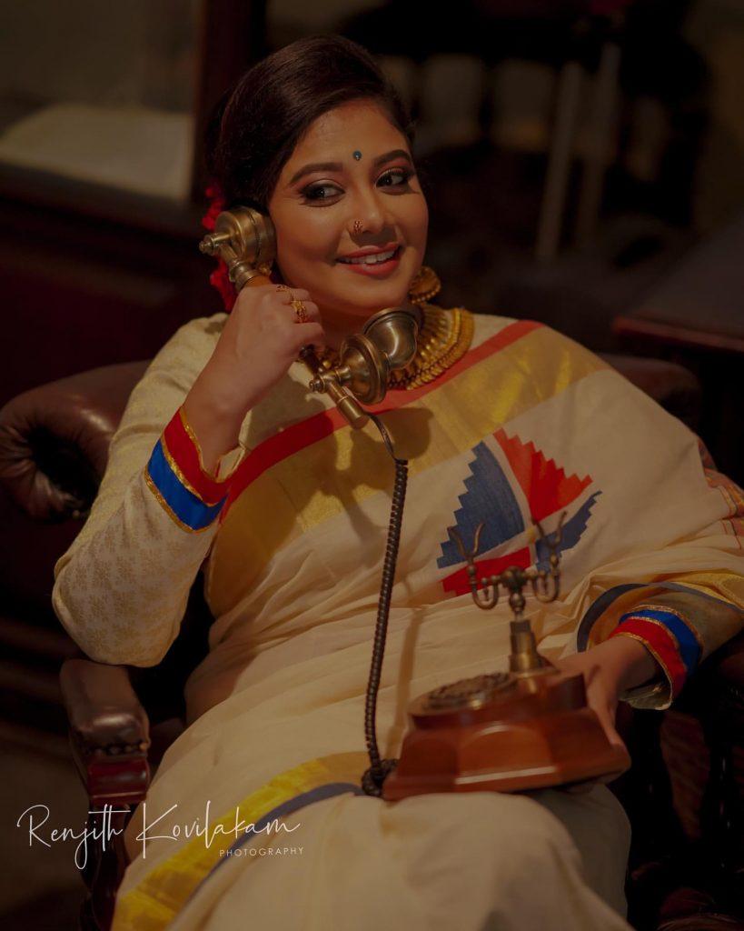 Actress : Rachana Narayanankutty Photos Latest - Jobs at Qatar